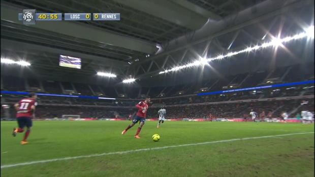 Ligue 1 Round 25: Lille 1-1 Rennes