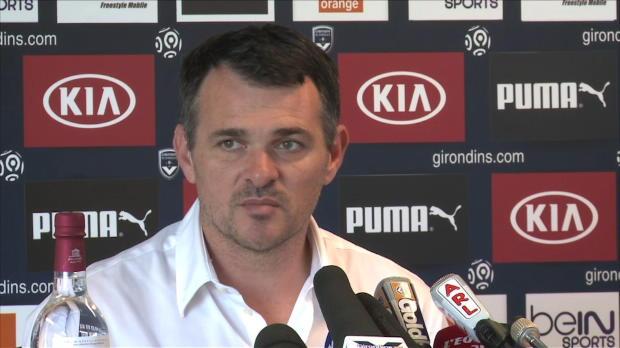 Girondins - Sagnol a recadr� ses joueurs