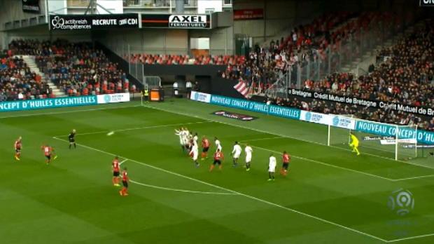 كرة قدم: الدوري الفرنسي: غانغان 1-2 موناكو