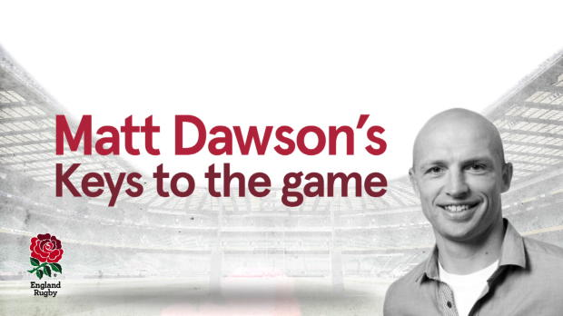 Aviva Premiership - IBM Rugby Insight - Matt Dawson's Keys to the Game v Scotland