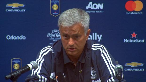 Mourinho: Zahlen nicht, was andere wollen!