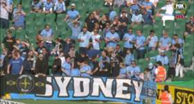 Sydney FC continued their impressive run of form with a convincing 3-0 win over Perth Glory on Sunday night.