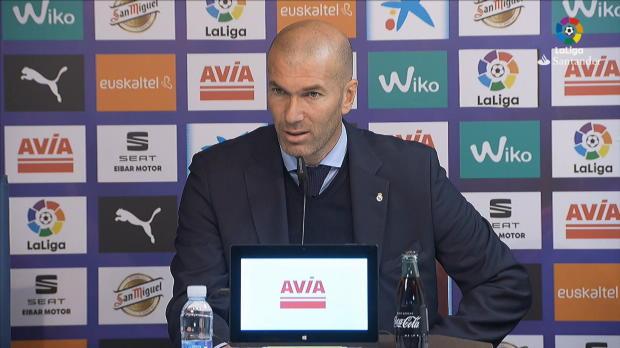 Zidane: Ramos hat sich in die Hose gemacht