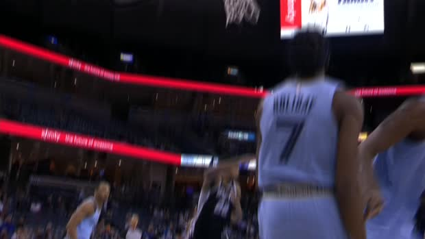 Dunk of the Night : Rudy Gay