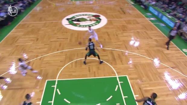 WSC: Bradley Beal (34 points) Highlights vs. Boston Celtics, 03/14/2018