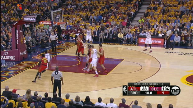 Play of The Day:Iman Shumpert