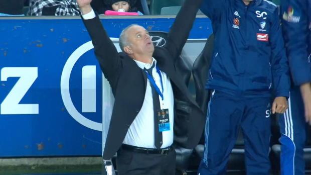 A-League: Zaubertore satt: Sydney im Finale!