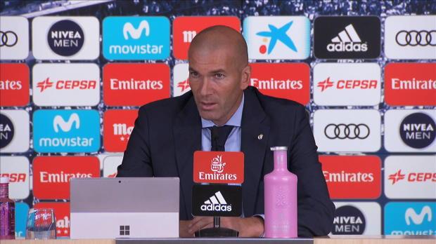 """Zidane: """"Ronaldo mit Abstand der Beste"""""""