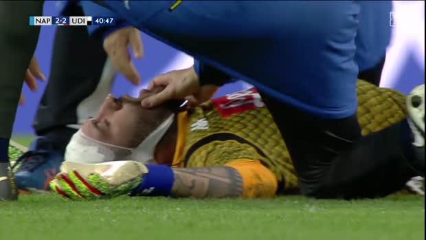Schock! David Ospina bricht zusammen   Serie A