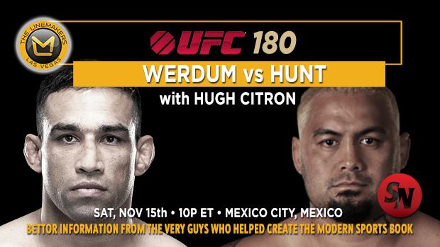 UFC 180 Werdum Vs Hunt