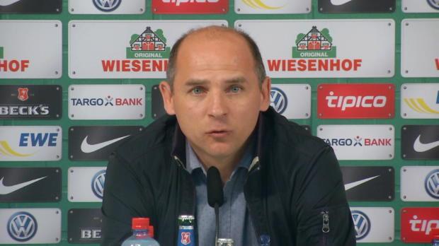 """Skripnik vor Derby: """"HSV wird aggressiv sein"""""""