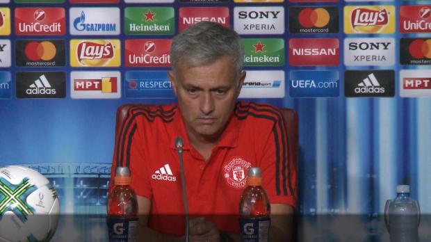 "Supercup: Mourinho: ""Richtig gute Erfahrung"""