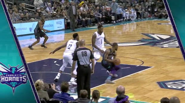 WSC: Kemba Walker (46 points) Highlights vs. Memphis Grizzlies, 03/22/2018