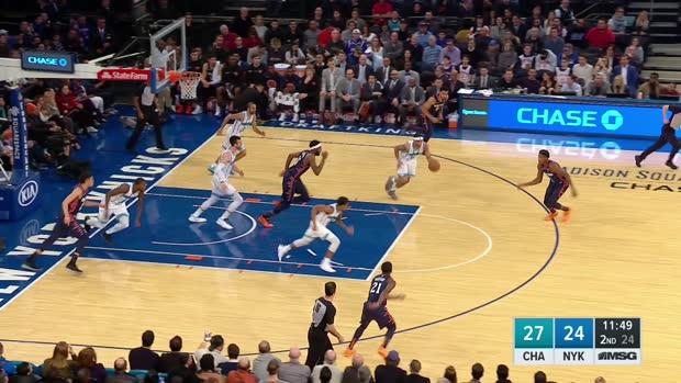 GAME RECAP: Hornets 119, Knicks 107