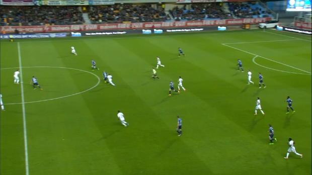Ligue 1 Round 38: Troyes 1-1 Marseille