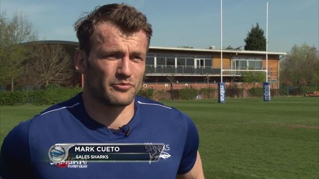 Aviva Premiership - Sale prepare to celebrate Cueto's career