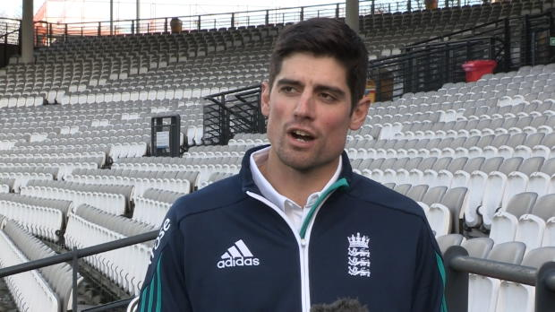 Cook wants to continue playing for England