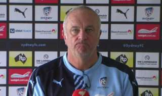 Sydney FC Head Coach Graham Arnold believes his side are focused on creating history by achieving a record number of points in an A-League season following their Premiers Plate win in Perth last weekend.