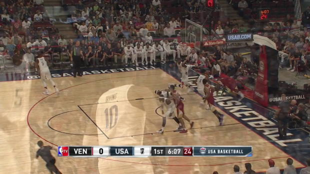 Highlights: Kyrie Irving und John Cox