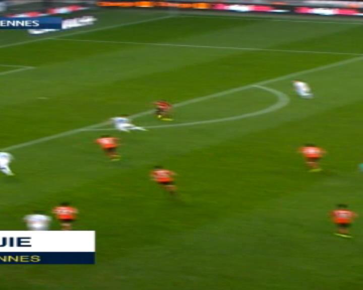 كرة قدم: الدوري الفرنسي: أجمل 5 أهداف- المرحلة 26