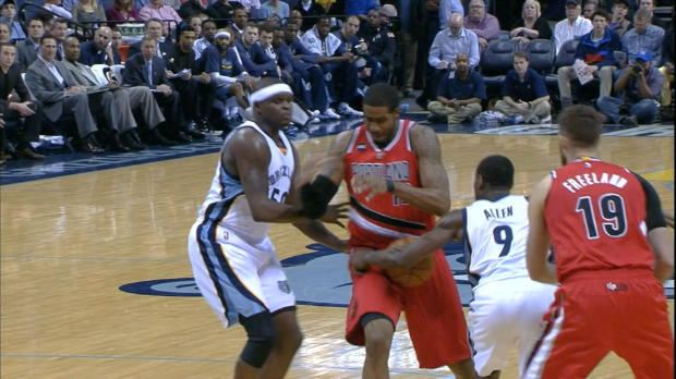 Basket : NBA - Memphis fait couler Portland