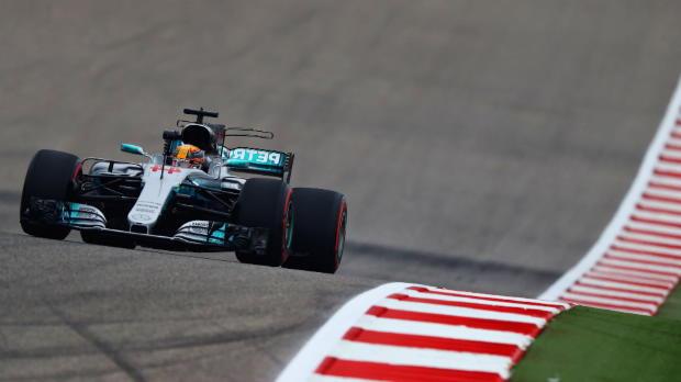 F1: Hamilton auf dem Weg an die Spitze