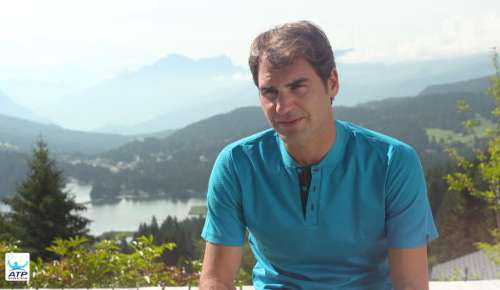 Special: In-depth chat with Roger Federer