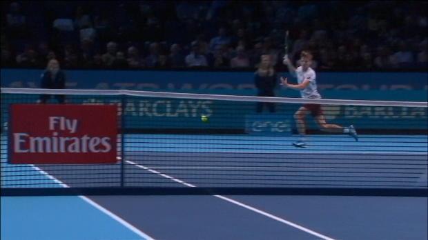 London: Djokovic ungeschlagen ins Halbfinale