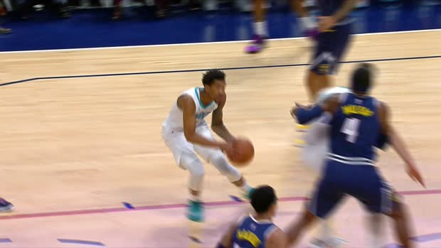 Dunk of the Night : Malik Monk