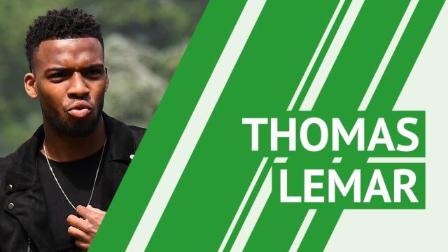 Thomas Lemar - player profile Thumbnail