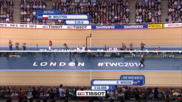UCI-Bahnrad-WM: Zwei Medaillen für Deutschland