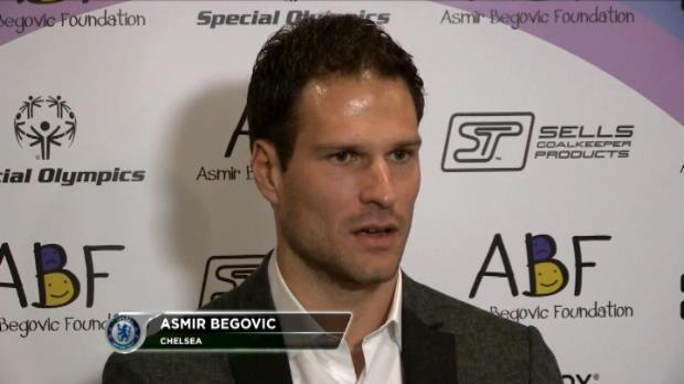 كرة قدم: كأس الرابطة الانكليزية: شغب الجماهير يجب أن يتوقف - بيغوفيتش
