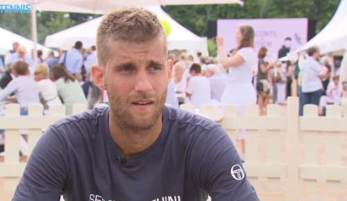 Klizan Interview: ATP Hamburg Preview