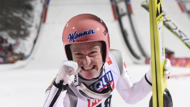 Skispringen: Auf ein Neues! Freund vs. Prevc
