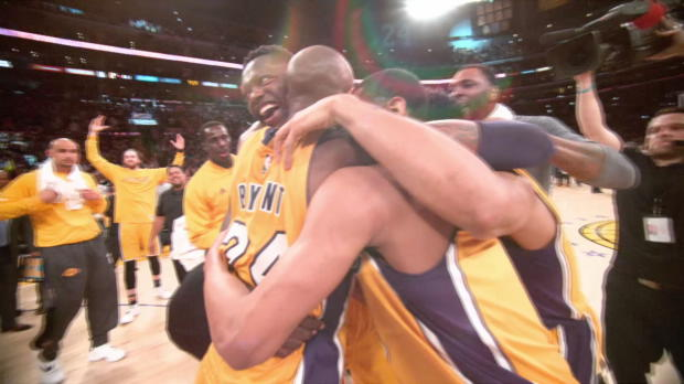 Kobe Memories