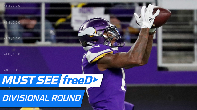 freeD: Top plays from Divisional Round