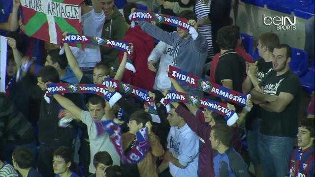 Liga : Eibar 1-1 Grenade
