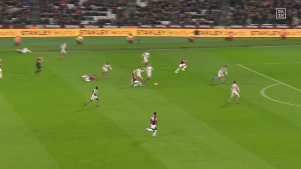 Premier League: West Ham - Liverpool | DAZN Highlights