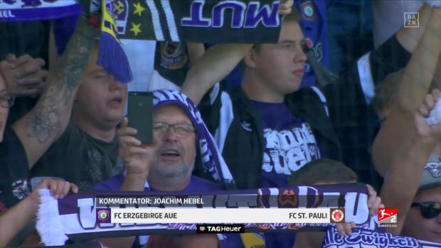 Erzgebirge Aue - FC St. Pauli