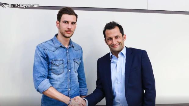 Wechsel fix! Goretzka ab Sommer bei Bayern