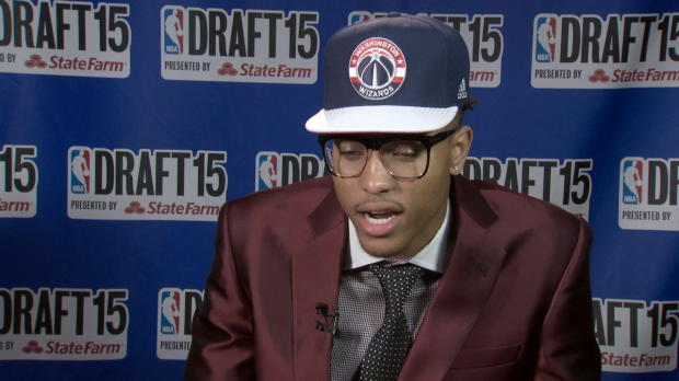 Kelly Oubre Draft Night Interview