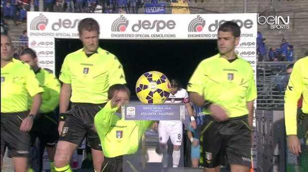 Serie A : Atalanta 3-3 Palerme
