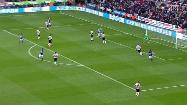 Premier League: Newcastle - Everton   DAZN Highlights