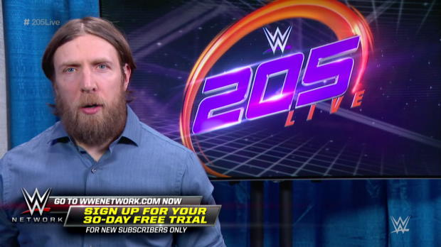 SmackDown LIVE General Manger Daniel Bryan addresses the state of WWE 205 Live: WWE 205 Live, Jan. 23, 2018