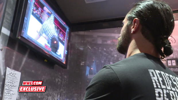 Seth Rollins has his eye on Finn Bálor: WWE.com Exclusive, July 26, 2016