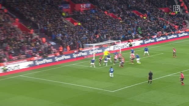 Premier League: Southampton - Everton | DAZN Highlights