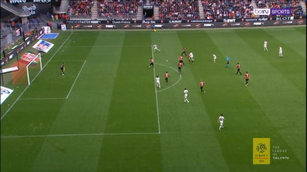 Neymars beste Szenen gegen Rennes