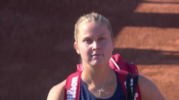 WTA Strasbourg: Peng - Rogers