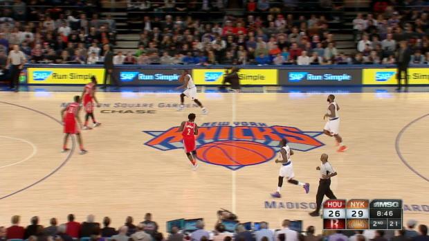 New York Knicks' Top 10 Plays of the 2015-2016 Season