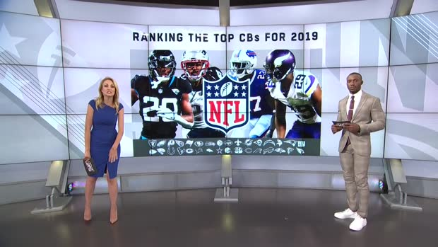 Brandon Boykin ranks his top 5 CBs in NFL